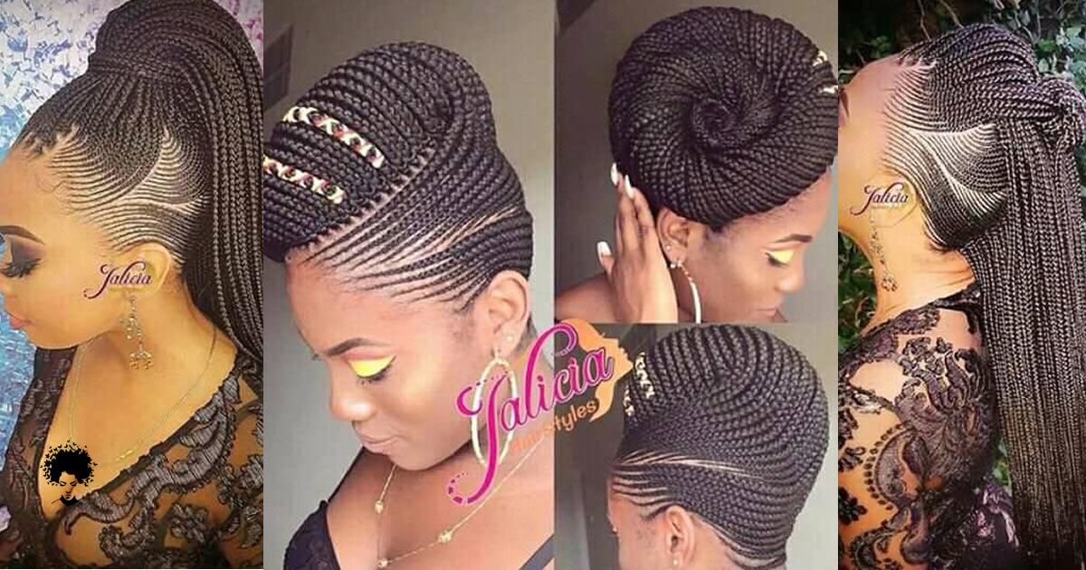 40 Braided Hairstyles That You'll Be Surprised to See