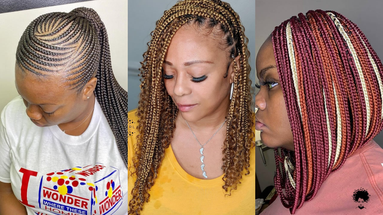 Beautiful Braids Hairstyles 2021: Ever Classic Styles You Need to Try