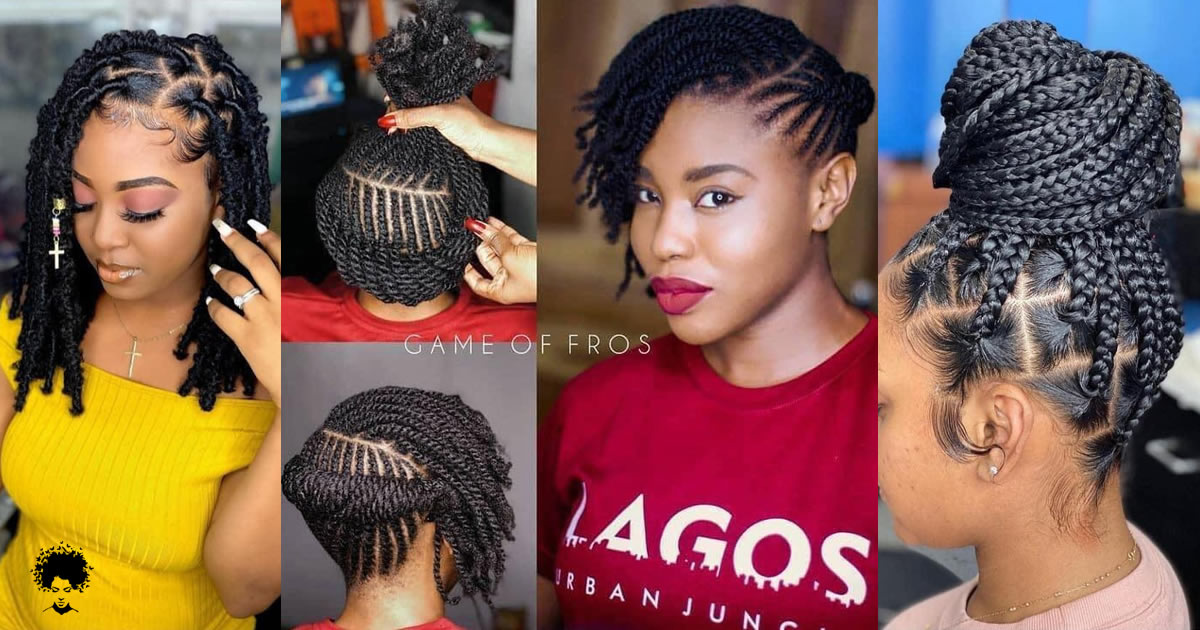 103 Box Braided Hairstyles That Everyone Will Admire