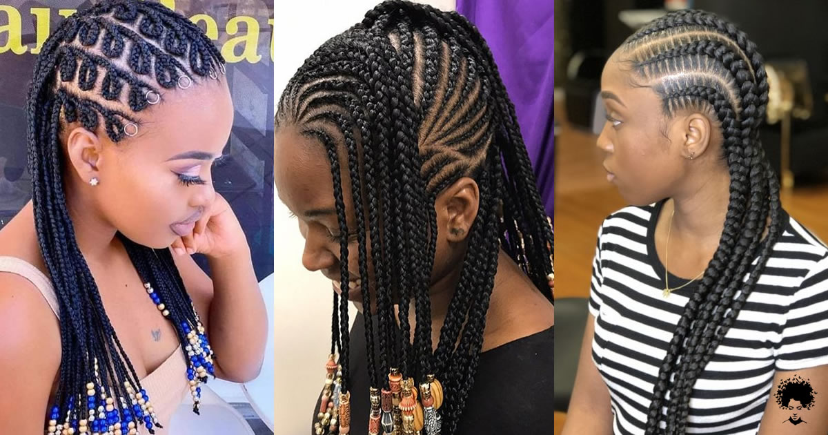 Every Part Of Your Hair Can Be Beautiful !: 43 African American Hairstyles