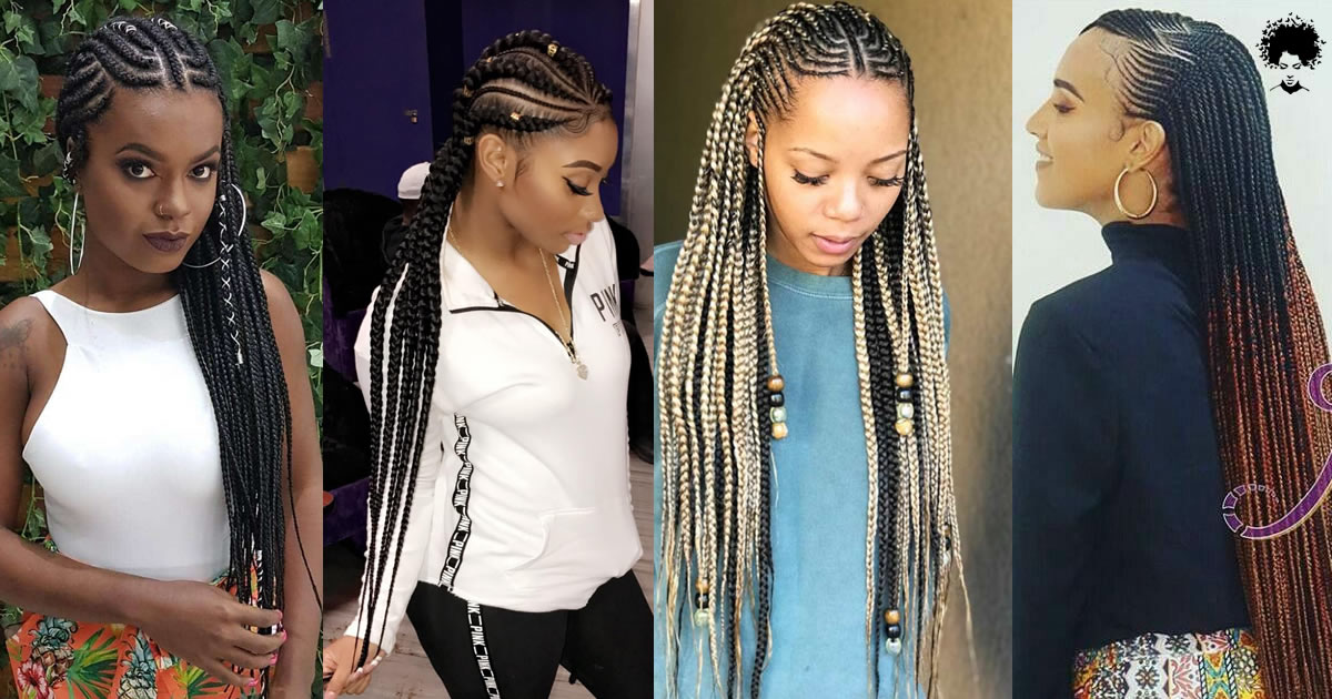 How One Should Use Long Ghana Braids in 2021