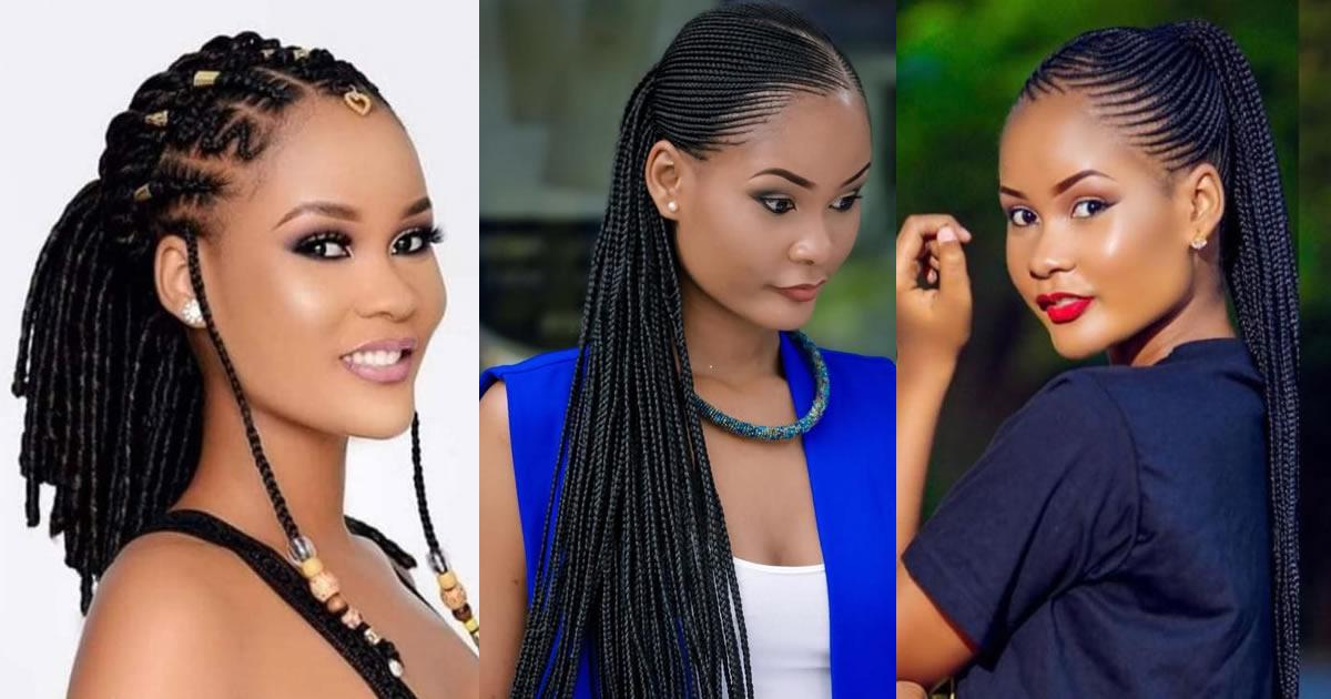32 Braided Hairstyles That Look Modern