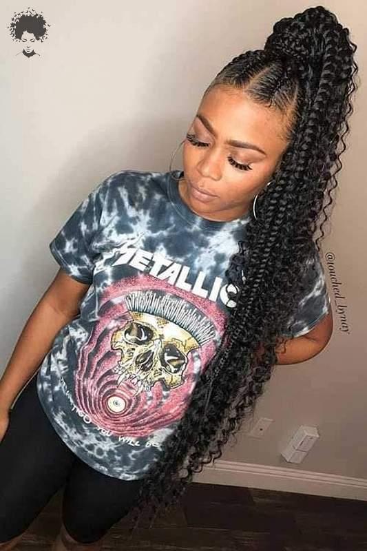 33 New Ghana Braided Hairstyles Women Must See016