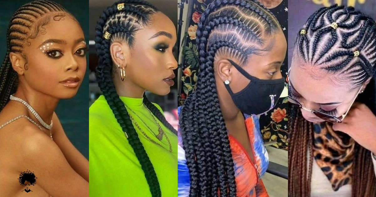 38 PHOTOS: Hot and Stylish Black Braided Hairstyles