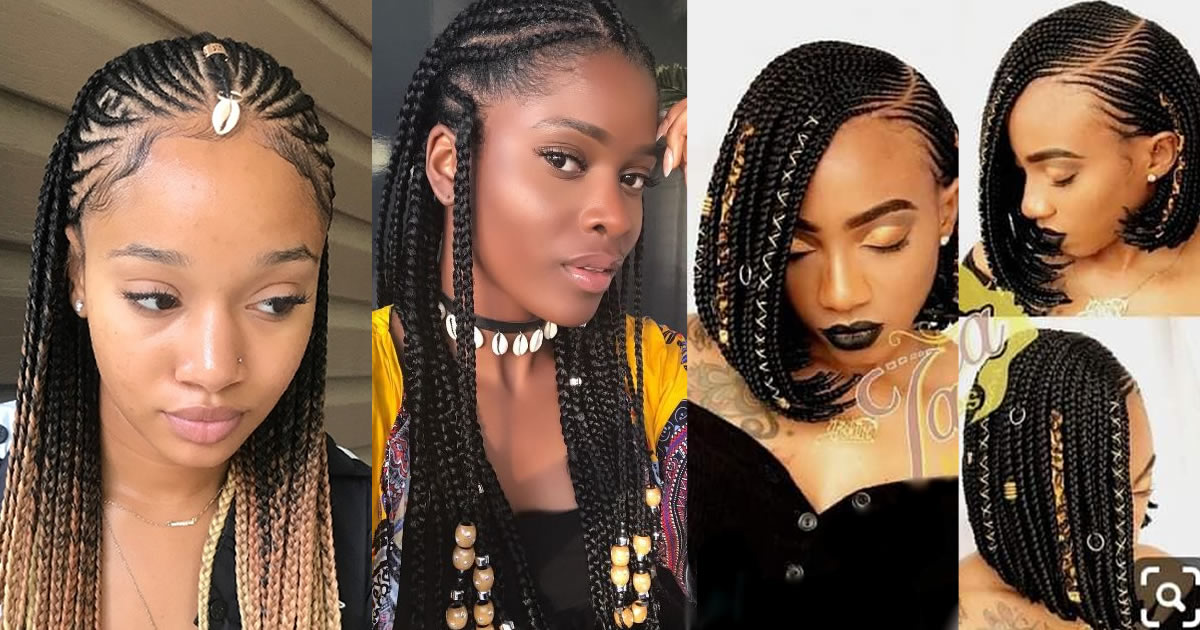 50 African Braids Which Will Give You A Sensuous Look