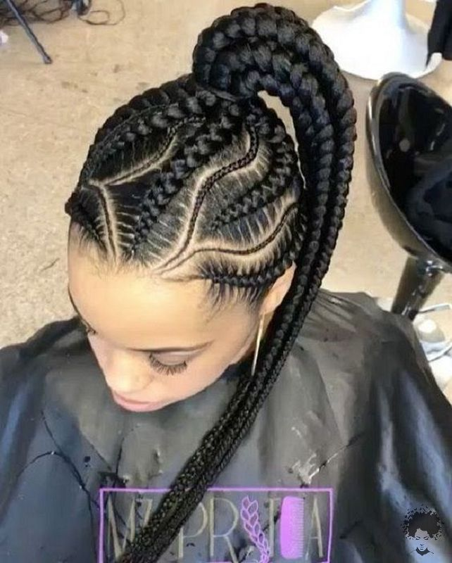 55 Braided Hairstyles That Will Make You Feel Confident009