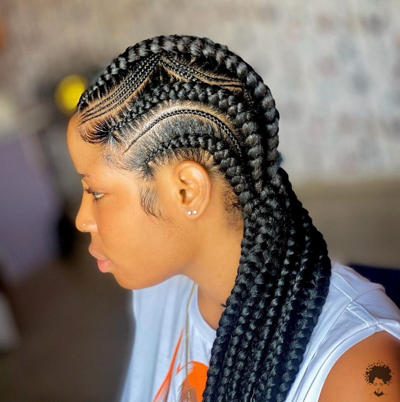 55 Braided Hairstyles That Will Make You Feel Confident011