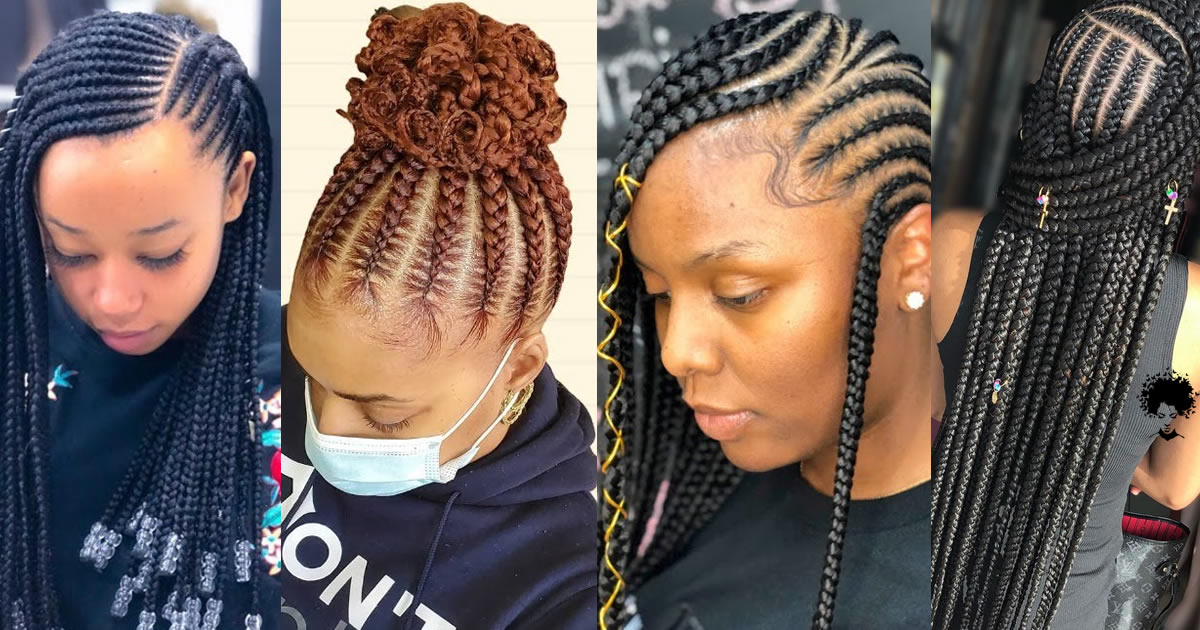 35 Best Black Braided Hairstyles That Will Blow Your Mind