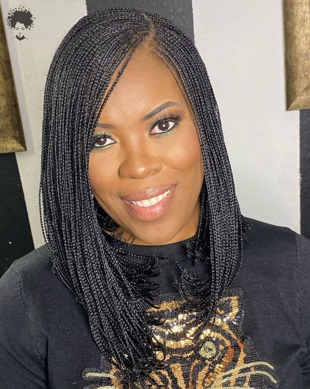 Best Black Braided Hairstyles That Will Blow Your Mind011