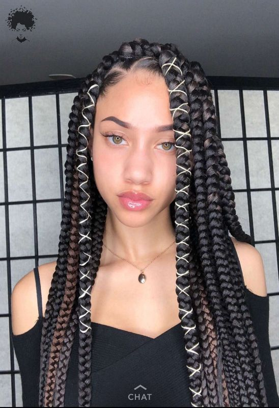 Best Black Braided Hairstyles That Will Blow Your Mind012