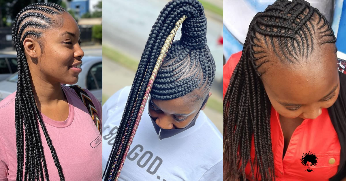 60 Braids Hairstyles 2021 Pictures : Cute Hair-Dos of All Time
