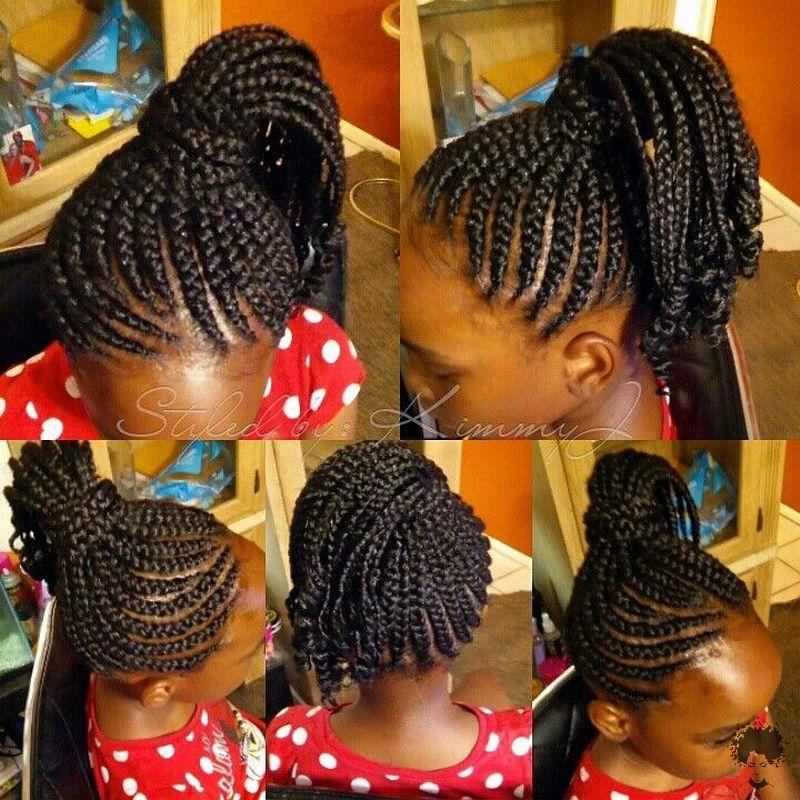 Brand New Ghana Weaving Hairstyles For Black Women002