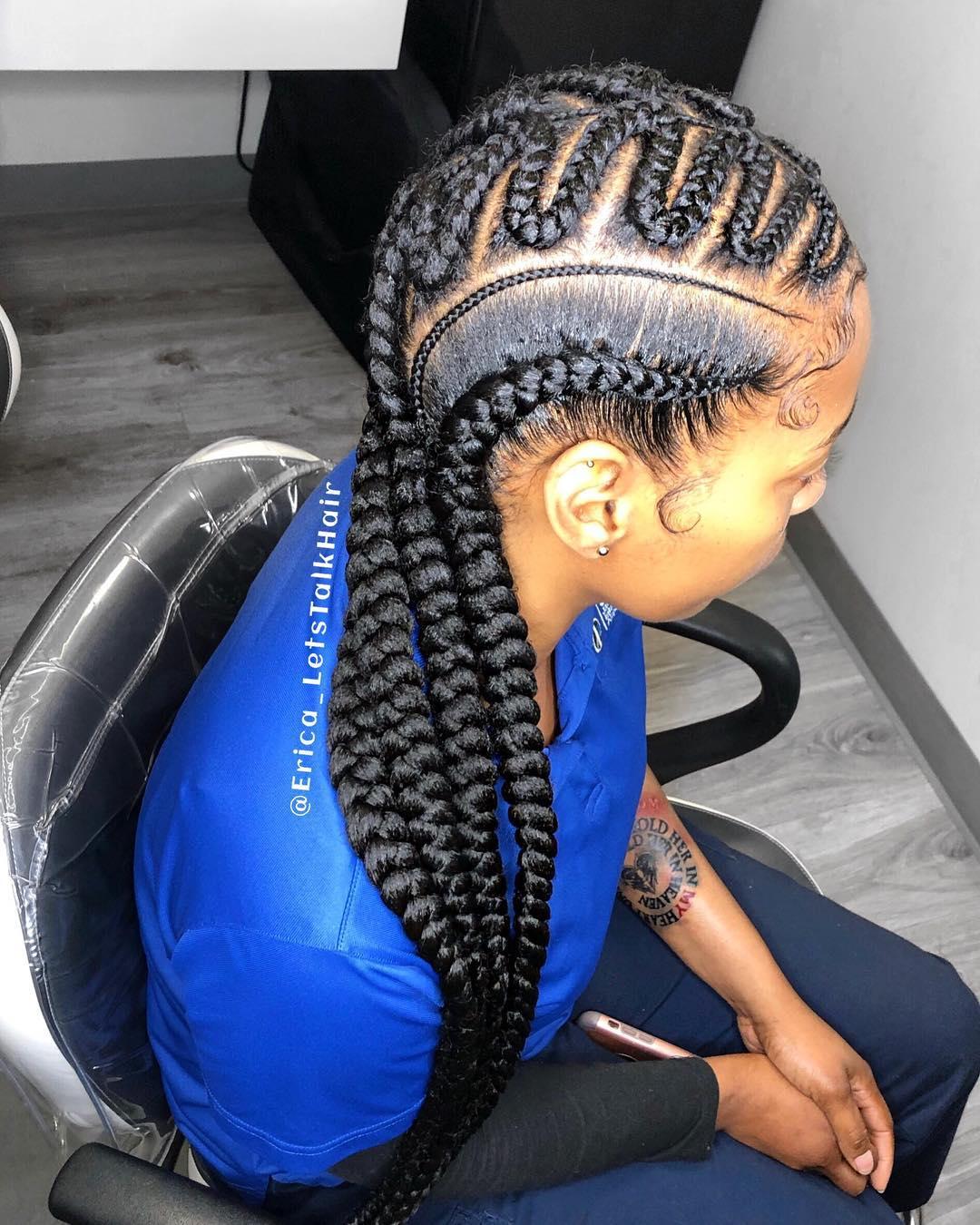 2019 trending braids hairstyles 12