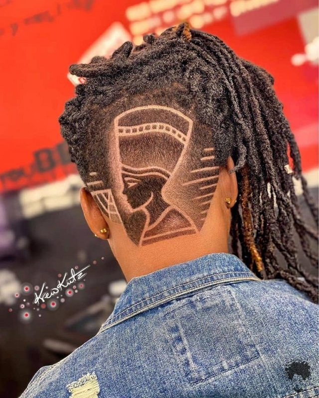 35 Gorgeous African Hair Braids to Spice Up Parties 06