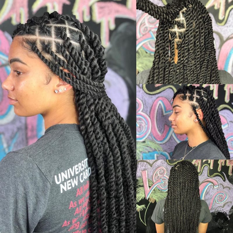 After These Examples Youll Decide on Hair Braiding 22