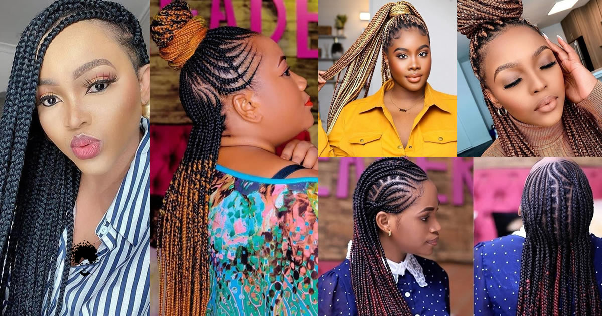 After These Examples, You'll Decide on Hair Braiding