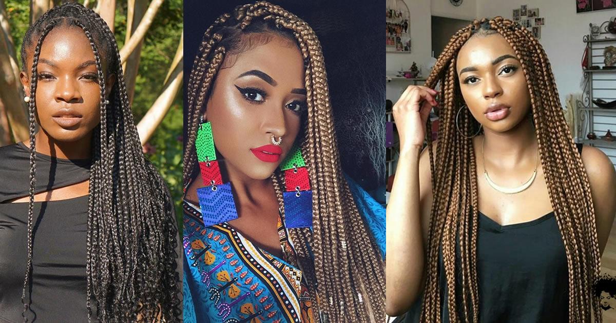 Do You Like Bold Colors: 80 Latest Ghana Weaving Hairstyles