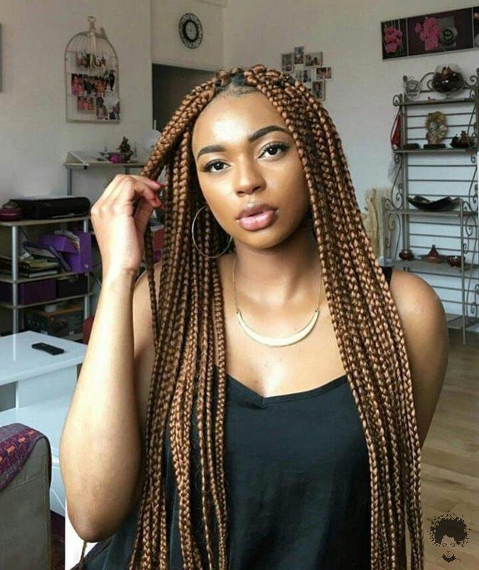 Do You Like Bold Colors 50 Latest Ghana Weaving Hairstyles001