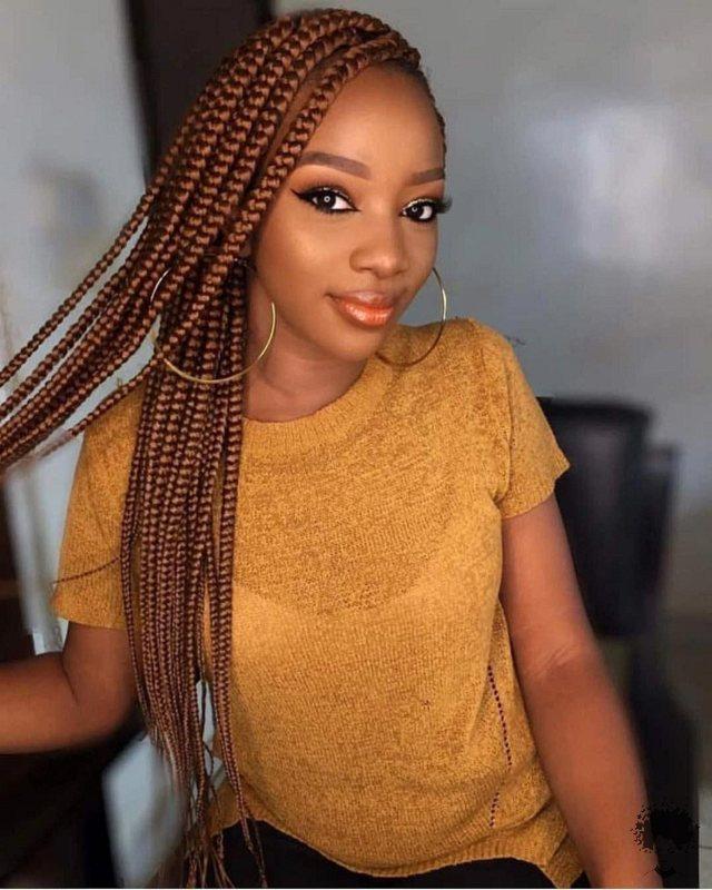 Do You Like Bold Colors 50 Latest Ghana Weaving Hairstyles074