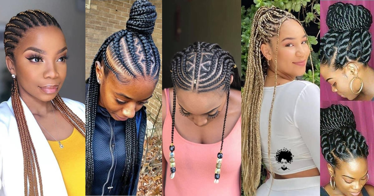 Don't Decide on Hair Braiding Without Seeing These Models