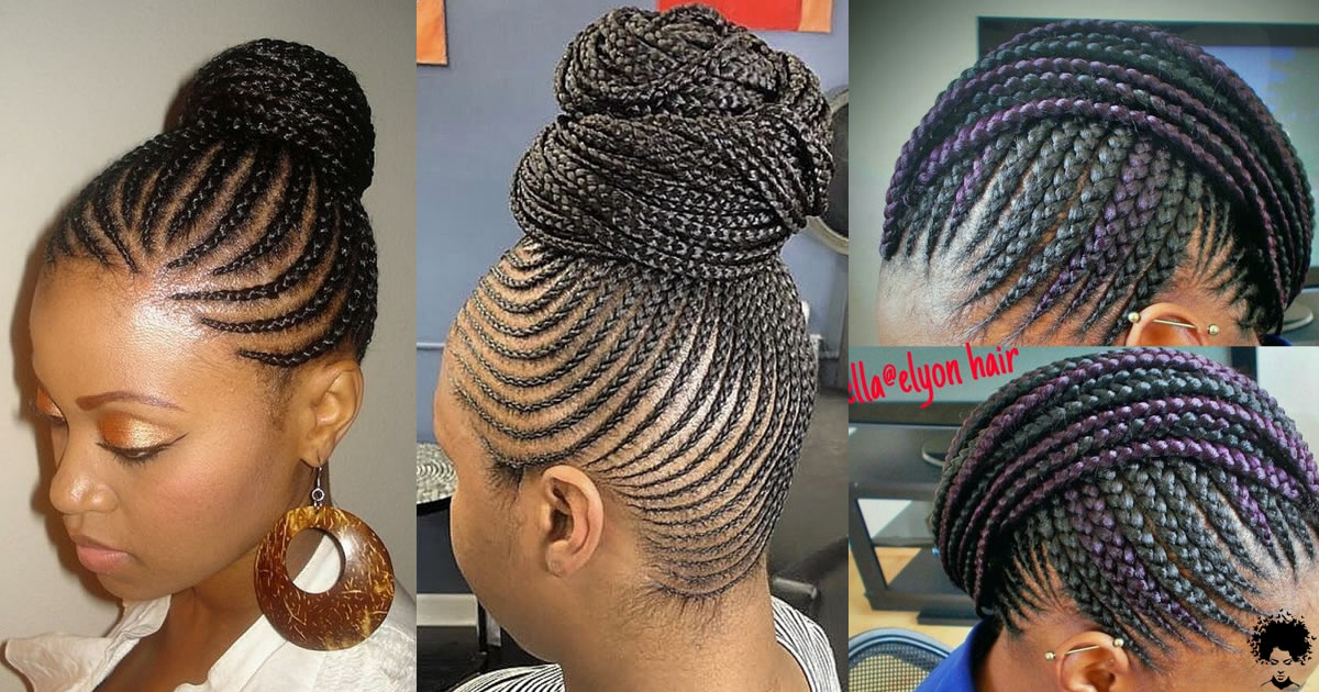 Top 45 French Roll Braid Hairstyles 2021
