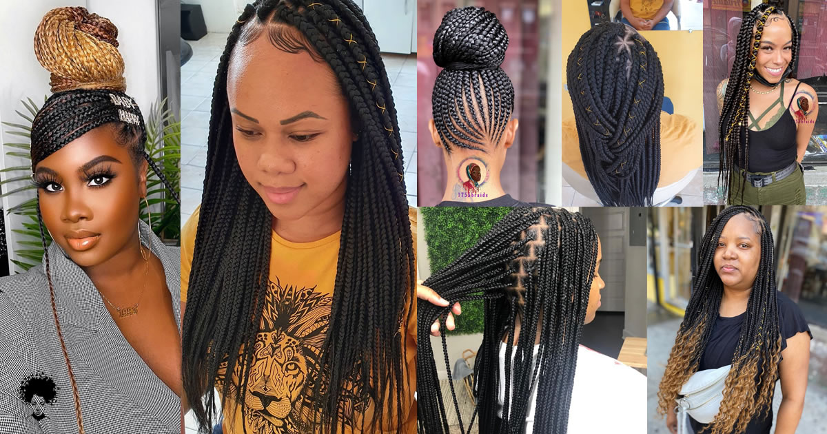 58 Trendiest African Hairstyles That Are Used in Nigeria 2021