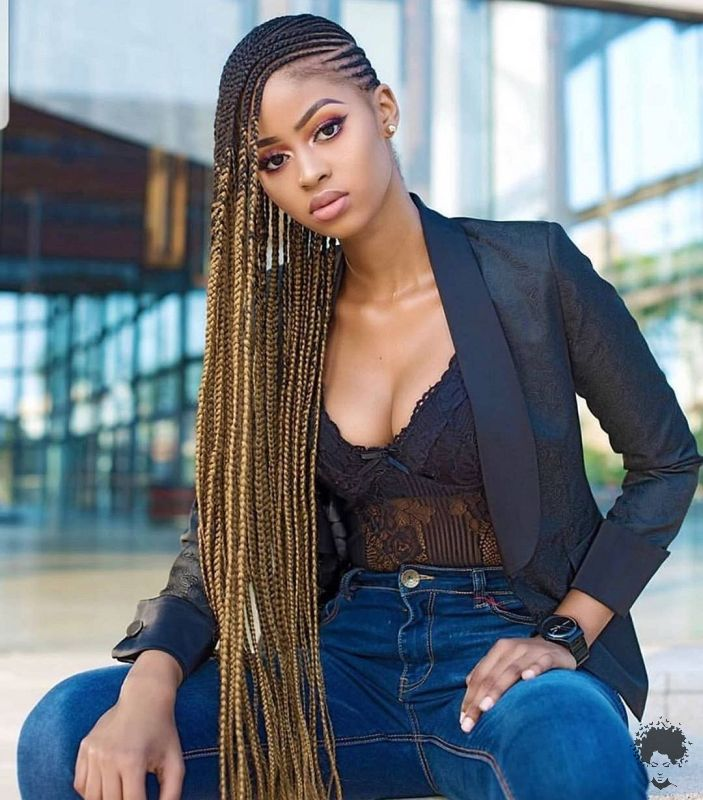 Which Hairstyle Is African Braid Suitable For 08