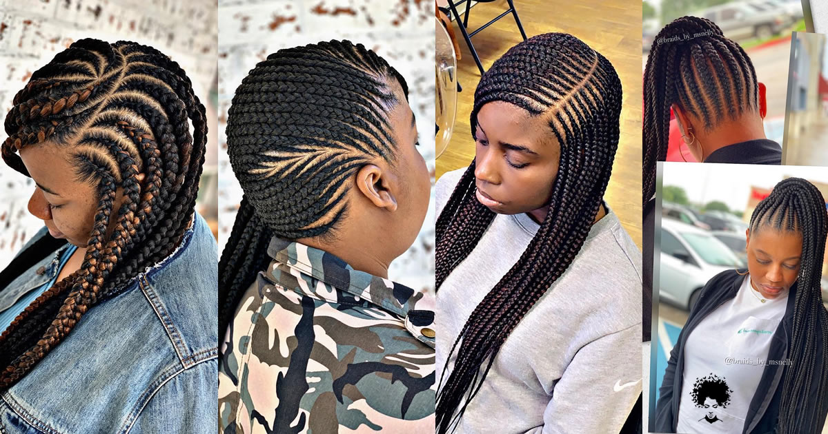 44 Braided Hairstyles That Will Reflect Your Character