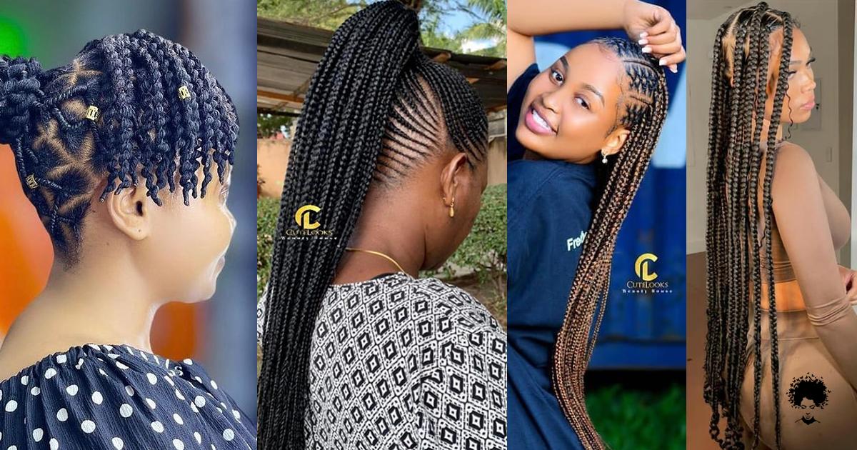 2021 Hair Braiding Styles For Ladies: Stunning Braids For Ladies