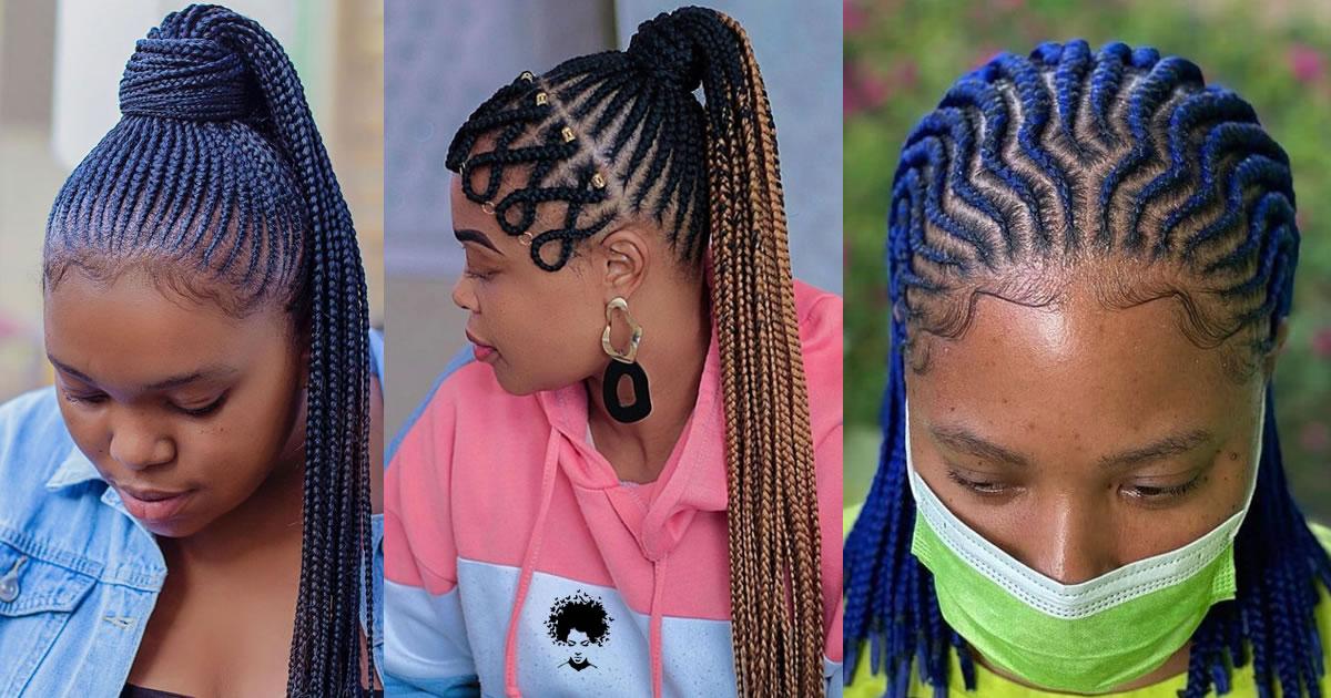 2021 Stylish Hair Braiding Styles For Ladies